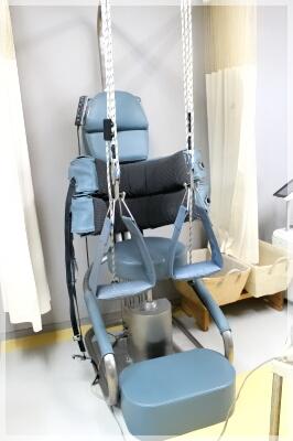 プロテック(浮腰式・アクティブ運動療法器)